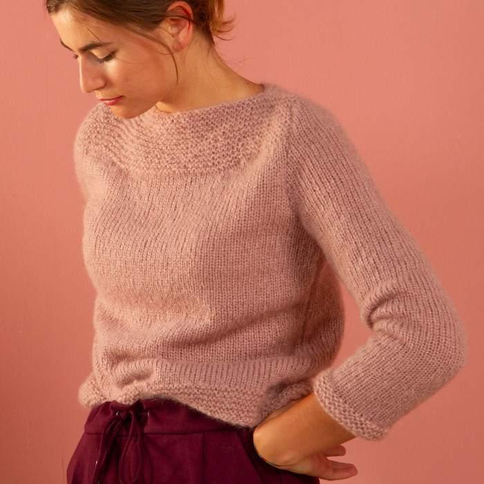 Pull kit tricot