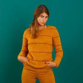 Patron de tricot du pull Eben
