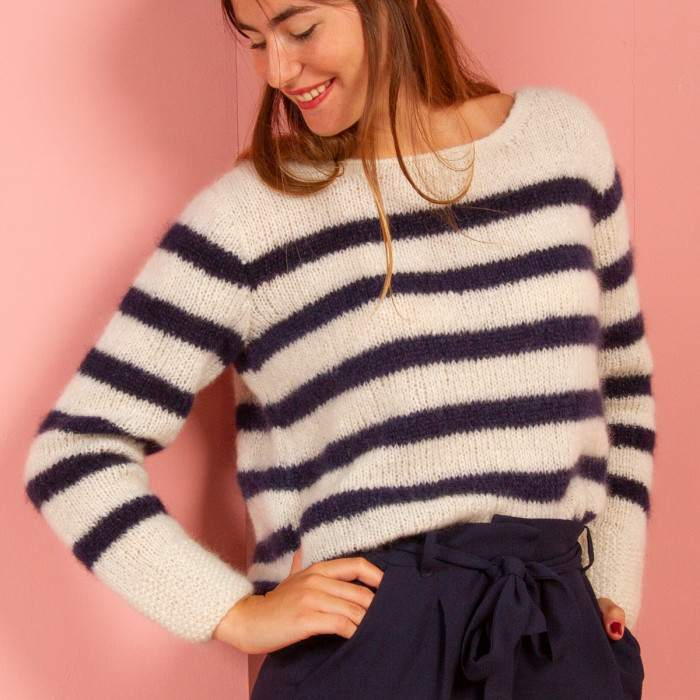 Patron PDF tricot femme