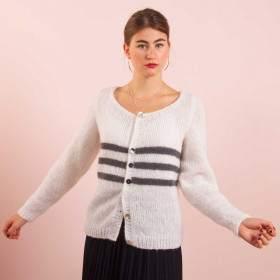 Patron de tricot du gilet Oroya