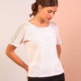 Tshirt à tricoter