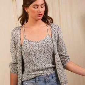 Twin set à tricoter
