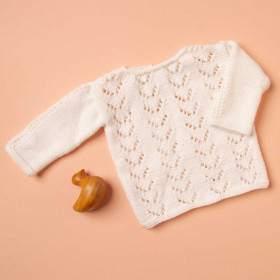 Brassière à tricoter