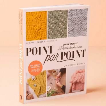 Point par point - livre point de tricot