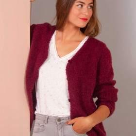 Gilet à tricoter Abries