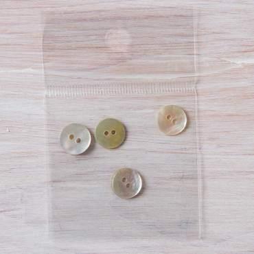 Petits boutons en nacre