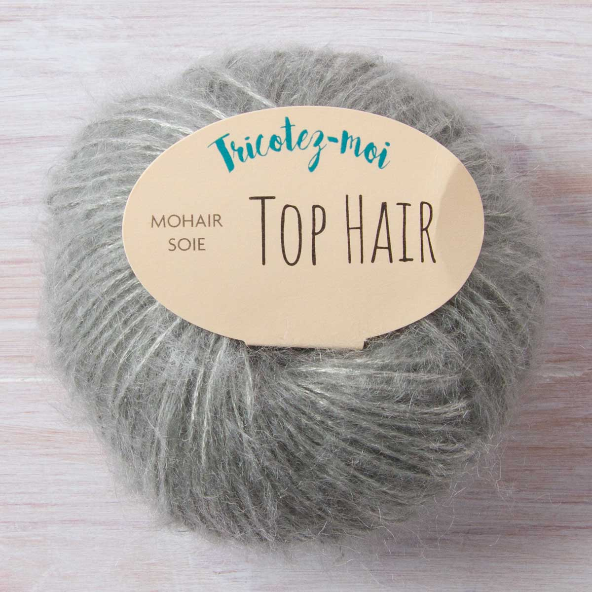 Fils Top Hair perle