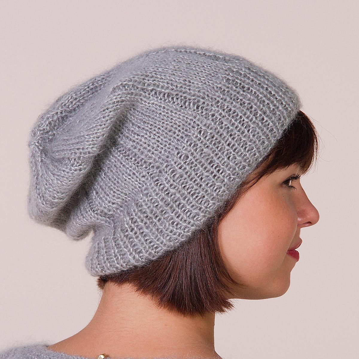 bonnet femme comment tricoter