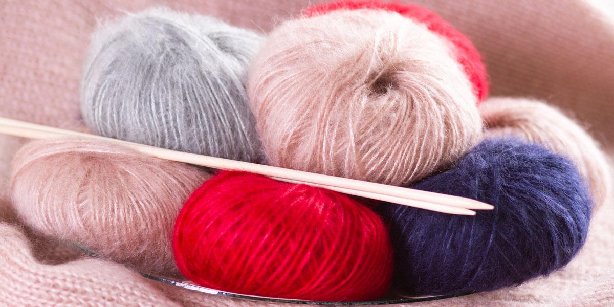 Tricot Mohair Ce Qu Il Faut Savoir Pour Bien Tricoter Un