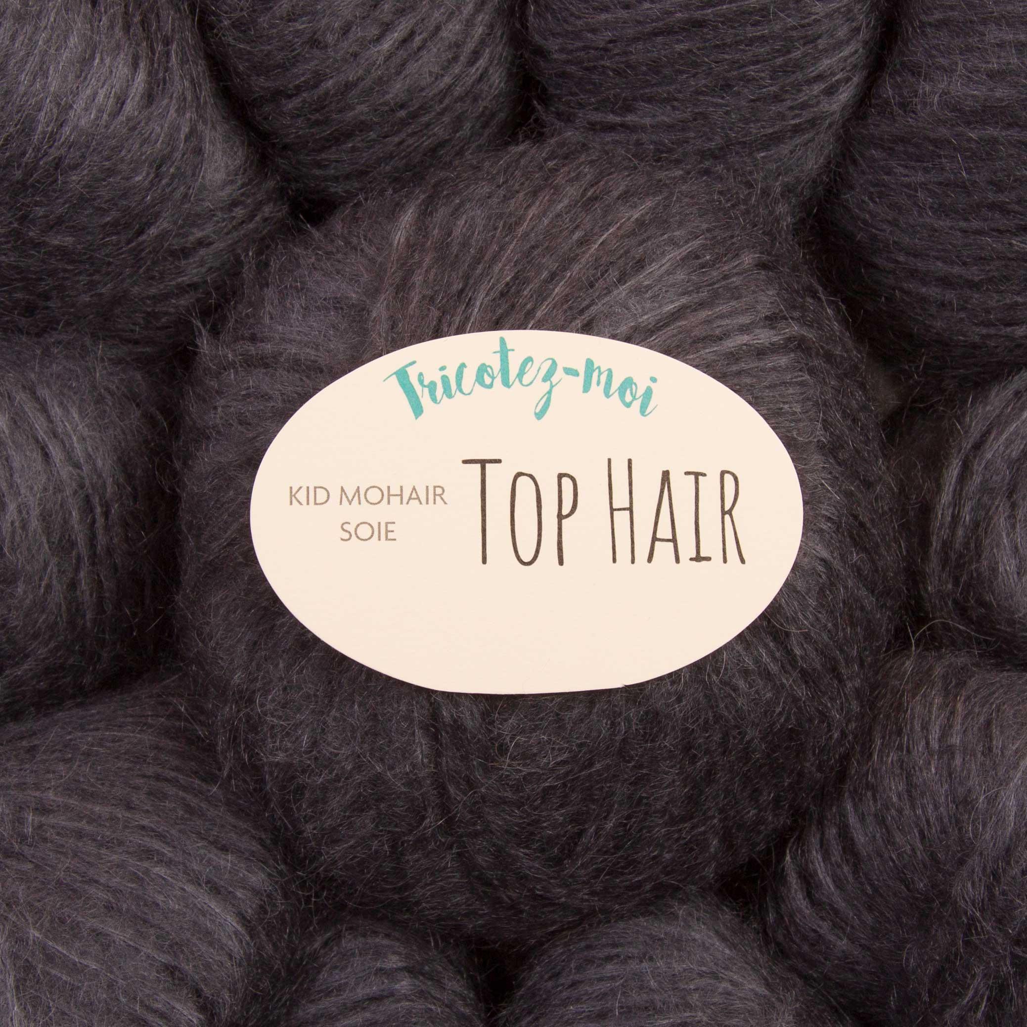 mohair à tricoter