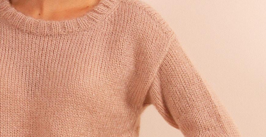 Comment tricoter une manche droite ?