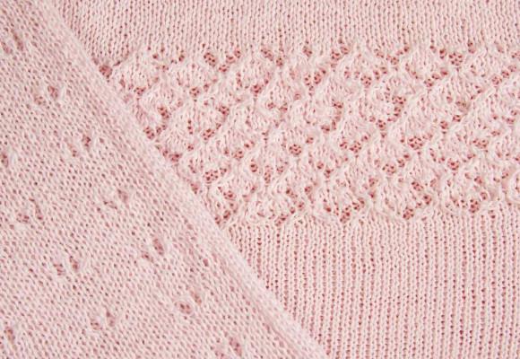 Comment tricoter des jours