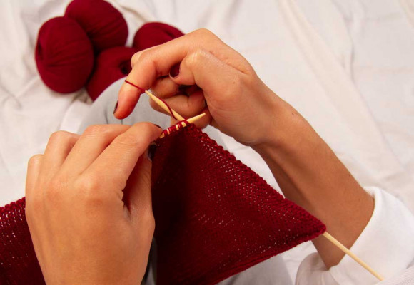 Tricot débutant, patron facile… quels sont les niveaux en tricot ?