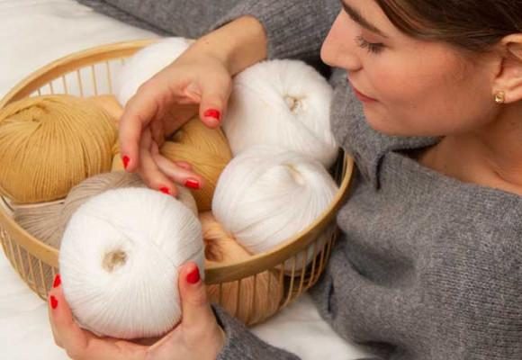 Quelle quantité de laine pour tricoter un pull ?